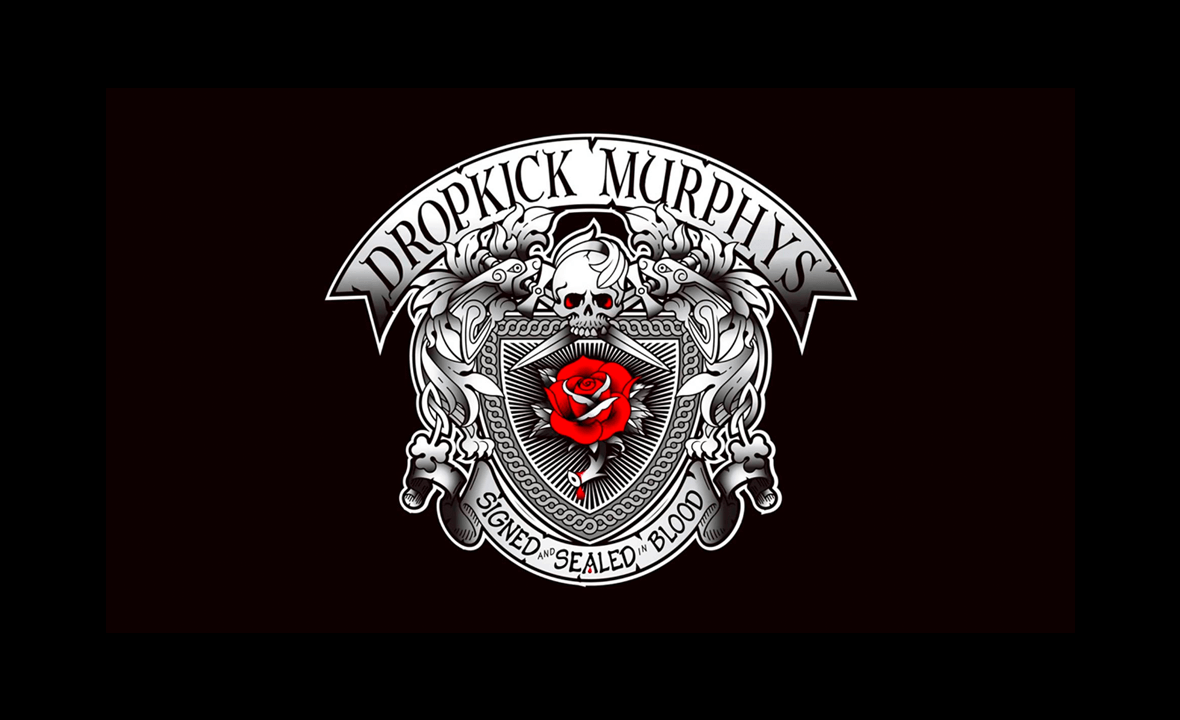 Out Now Signed And Sealed In Blood Dropkick Murphys
