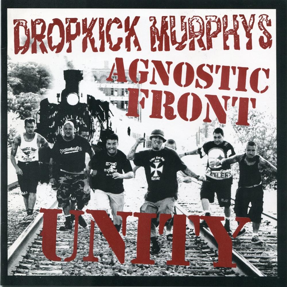 Dropkick Murphys/Agnostic Front Split